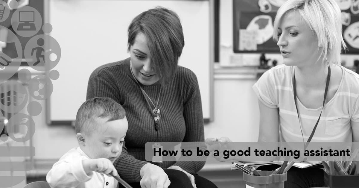 How to be a good teaching assistant